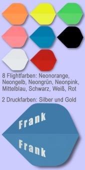Dynamik Schriftstyle 09 (Groß- und Kleinbuchstaben)