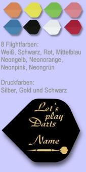 Motiv 'Let's Play Darts'