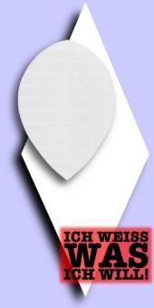 Long Life - Pear Plain Flights - Weiß