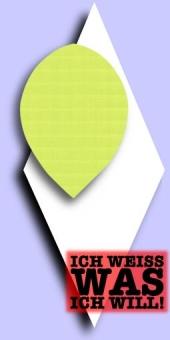 Long Life - Pear Plain Flights - Neongelb