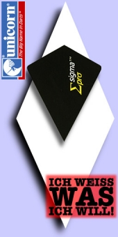 Unicorn Sigma Pro Black Flights