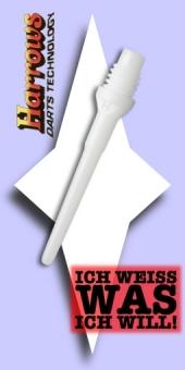 Harrows - H-Tip - Soft Tip Spitzen Weiß