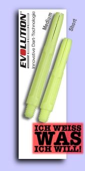 Evolution - Polyamid Shafts - Neongelb