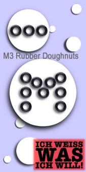 M3 - Rubber Doughnuts.