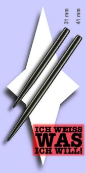 Steel Points - Schwarz