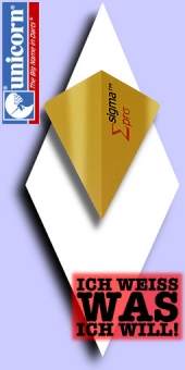 Unicorn Sigma Pro Gold Flights