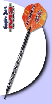 Empire M3 - Advanced 7 90% Tungsten (Wolfram) - Soft Tip Darts 18 Gramm
