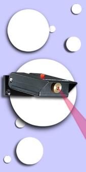 Winmau - Laser Oche