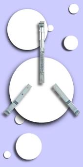 Dartboardhalterung Fixa Clamp