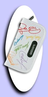 Unicorn - Maxi Dart Case Autograph