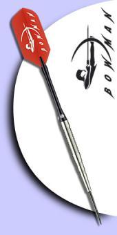 Bowman Slims 18 Tungsten (Wolfram) Steel Tip Darts - 18 Gramm