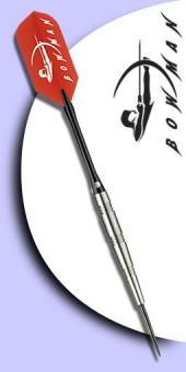 Bowman Slims 20 Tungsten (Wolfram) Steel Tip Darts - 20 Gramm