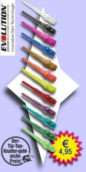 Darter's Best bestes Angebot - Evolution Soft Tip Spitzen 100 Stück