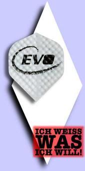 Evolution - Embossed Standard Flights Weiß