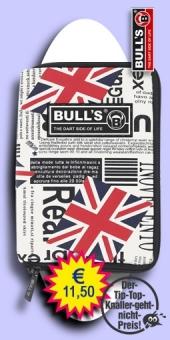 Darter's Best bestes Angebot - Bull's - TP-Case Union Jack
