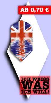 Neu im August - i-Flights - 100 Mikron Slim - Union Jack