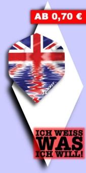 Neu im August - i-Flights - 100 Mikron Standard - Union Jack
