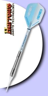 Neu im August - Harrows - I.C.E. Zero 90% Tungsten (Wolfram) - Soft Tip Darts 18 Gramm