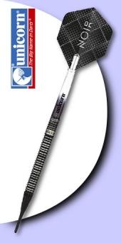 Neu im September - Unicorn - Gary Anderson Noir - 90% Tungsten (Wolfram) Soft Tip Darts