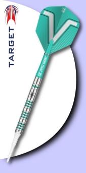 Neu im November - Target - Rob Cross 80% Tungsten (Wolfram) - Soft Tip Darts 18 Gramm