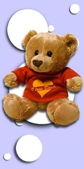 "Dart-Teddy ""Moritz"""