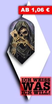 Neu im Mai - Alchemy - 100 Mikron Slim Flights - Reaper's Ace