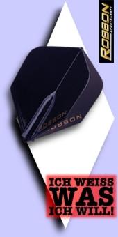 Neu im Juni - Robson Plus - Standard Flights No.2 - Schwarz