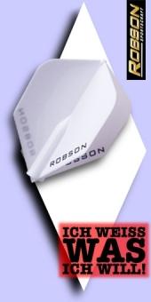 Neu im Juni - Robson Plus - Standard Flights No.2 - Weiß