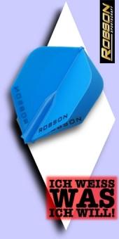 Neu im Juni - Robson Plus - Standard Flights No.2 - Blau