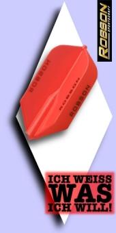 Neu im Juni - Robson Plus - Slim Flights - Rot