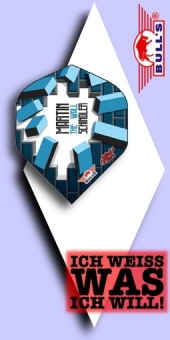 Bull's - Martin Schindler - 100 Mikron Standard Powerflite No.2 - Brick Break