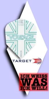 Neu im Juli - Target - Rob Cross - 100 Mikron Standard Flights No.6 - Voltage