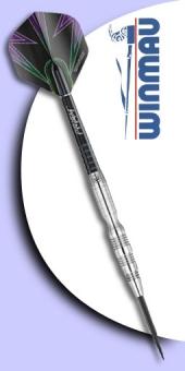 """Neu im August - Winmau - Simon """"The Wizard"""" Whitlock 90% Tungsten (Wolfram) - Steel Tip .."""