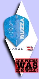 Neu im August - Target - Glen Durrant - 100 Mikron Standard Flights No.6 - Duzza