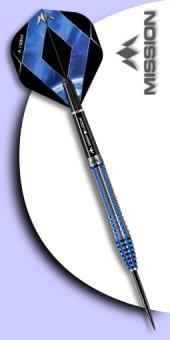 Neu im August - Mission - Axiom M3 90% Tungsten (Wolfram) - Steel Tip Darts