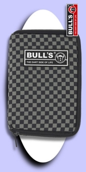Neu im September - Bull's - TP-Case Grey Checkered