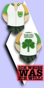 Metronic Football Shirt Flights - Irland