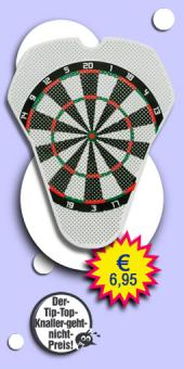 "Darter's Best bestes Angebot - Urinaleinleger ""Dartboard"""