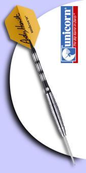 Unicorn - Andy Hamilton Maestro Natural 90% Tungsten (Wolfram) - Steel Tip Darts - 25 GRAMM