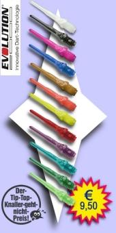 Darter's Best bestes Angebot - Evolution Soft Tip Spitzen 200 Stück