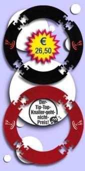 Darter's Best bestes Angebot - Puzzle Dartboard Surround