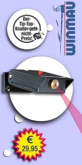 Darter's Best bestes Angebot - Winmau - Laser Oche