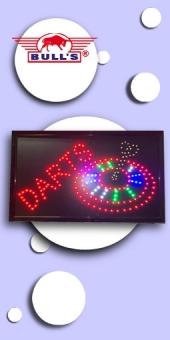 Neu im Juni - Bull's LED Schild