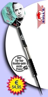 Darter's Best bestes Angebot - Bull's - Max Hopp 95% Tungsten (Wolfram) - Steel Tip Darts