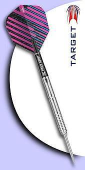 Target - Ricky Evans Gen 1 - 90% Tungsten (Wolfram) - Steel Tip Darts 18 Gramm