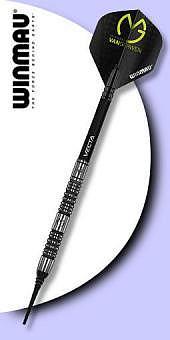 Winmau - MvG Absolute 90% Tungsten (Wolfram) - Soft Tip Darts 22 Gramm.