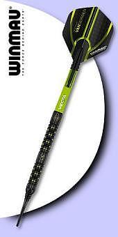 Winmau - MvG Adrenalin 90% Tungsten (Wolfram) - Soft Tip Darts 22 Gramm.