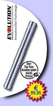 Darter's Best bestes Angebot - Evolution B – 90% Tungsten (Wolfram) Hohlkörper - Soft Tip Barrels - 18 Gramm