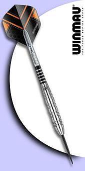 Winmau - Vendetta 80% Tungsten (Wolfram) Steel Tip Darts - 28 Gramm.