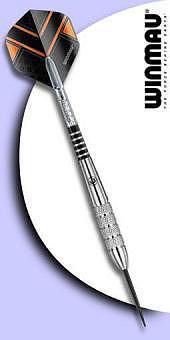 Winmau - Vendetta 80% Tungsten (Wolfram) Steel Tip Darts - 32 Gramm.
